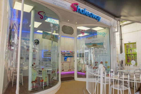 Shakeaway Bournemouth Re-Launch
