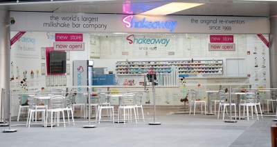 Shakeaway opens at The Boulevard, Amman, Jordan