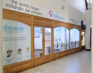 Shakeaway Trowbridge Re-Launch