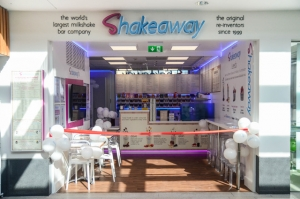 Shakeaway arrives in Leeds